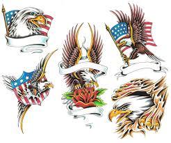 eagle tattoo clipart tattoo imagn attraction of eagle tattoos designs