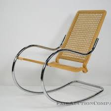 Lucite Rocking Chair Chrome From Furniture Stores In Washington Dc Baltimore Virginia