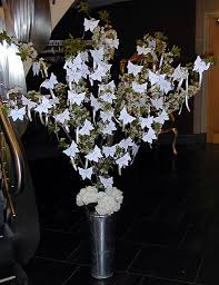 wedding wishing trees wish tree archives with flowers