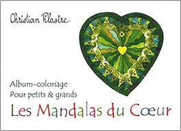 Les Mandalas du Coeur  Album coloriage pour petits  grands PDF
