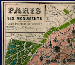 Maps Of Paris France by Map Of Paris Poster New Zone