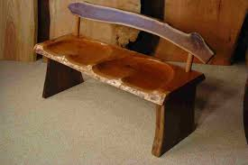 Rustic Wooden Bench Custom Handmade Wooden Benches Dumond U0027s Custom Furniture