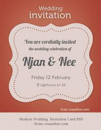 Wedding Invitation Software Free Wedding Invitation Templates Download Wedding Invitation