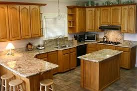 refacing oak kitchen cabinets kitchen quartz countertops with oak cabinets quartz countertops