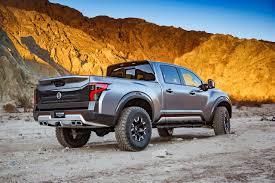 nissan truck titan nissans pickup titan har blivit en krigare warrior concept visas