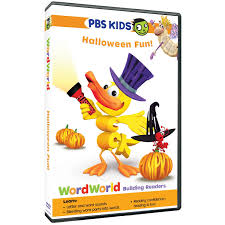 childrens halloween books wordworld halloween fun dvd wordworld books and dvds