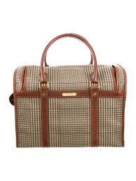 Houndstooth Home Decor by Polo Ralph Lauren Houndstooth Pet Carrier Decor And Accessories