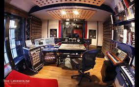 100 home recording studio design book great things studios