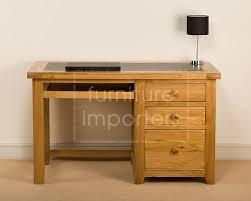 Oak Office Desks Lomo Oak Office Desk Home Office Furniture Furniture Importers
