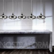 decorations modern glass pendant lights for kitchen gallery of