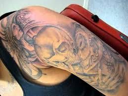 aztec warrior by hugo mayen at dr tattoos youtube