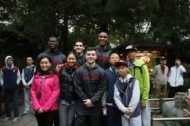 how to say thanksgiving in chinese profile of harvard basketball player zena edosomwan harvard magazine