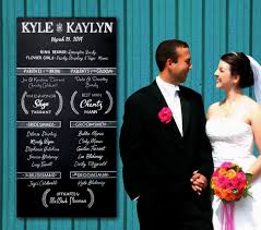 chalkboard wedding program crafted wedding program chalkboard sign by chalkboard