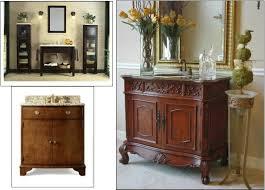 Furniture Vanity Bathroom Bathroom Elegant Traditional Bath Vanity Furniture Vanities