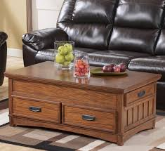 ashley lift top coffee table signature design by ashley cross island t719 9 mission rectangular
