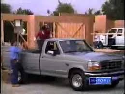 ford f150 commercial 1994 ford f 150 up trucks commercial