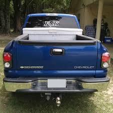 2000 Chevy Silverado Truck Bed - 1999 2004 chevy silverado gmc sierra 1500 2500 3500 stepside tail