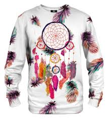 feathers dreamcatcher sweater mr gugu u0026 miss go