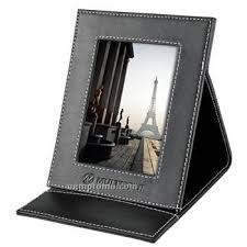 leather picture frames callaway 3 1 2 x 2 1 2 leather fold up frame china wholesale
