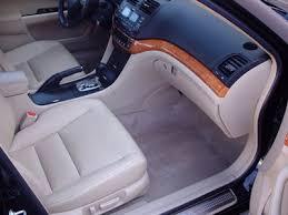 Acura Tsx 2006 Interior Pumpkin Fine Cars And Exotics 2005 Acura Tsx