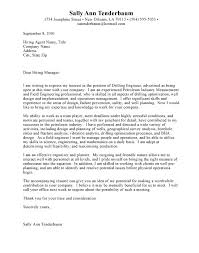 well written cover letter 16 a good example nardellidesign com