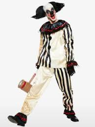 costumes scary clown costumes scary clowns party delights