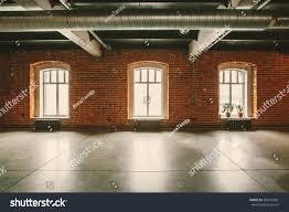 loft studio interior old house big stock photo 383641081