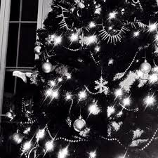 black christmas tree b w photography project christmas tree mumturnedmom