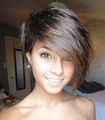 history on asymmetrical short haircut short asymmetrical cute bob hairstyle make things positive haircuts