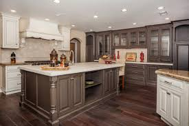 Copper Kitchen Backsplash Ideas Kitchen Cabinet White Cabinets And Granite Countertops Antique