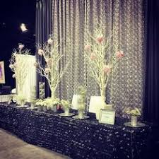 Sheer Draping Wedding Affordable Backdrop Behind Head Table Options What Did You Use