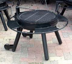 Texas Fire Pit by 24