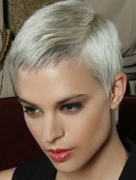 Ultra Kurzhaarfrisuren Damen by I Buzzed My Hair Of Just Like This Looks Great In Grey Hair Did