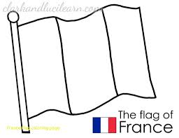 France Flag Images France Flag Coloring Page With Free Line France Flag Coloring Page