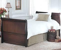 Mahogany Sleigh Bed Sleigh Bed Daybed U2013 Heartland Aviation Com