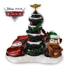 piston cup tire tree disney cars 2010 hallmark