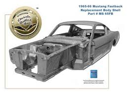 1967 mustang shell for sale dynacorn replacement bodies builder for sale camaro firebird