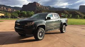 rally truck suspension 2017 chevrolet colorado zr2 review finally a right sized off