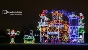 Bull Run Park Christmas Lights Best Business Template