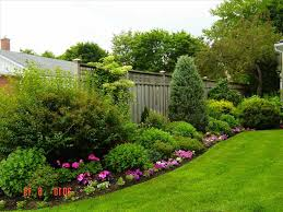 Backyard Easy Landscaping Ideas Landscaping Ideas For Backyard With Fence Articlespagemachinecom