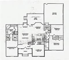 open floor plans with large kitchens uncategorized 2000 square foot open floor plan extraordinary