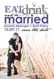 Affordable Save The Dates Let Everyone Know You Are Tying The Knot With Our Tie The Knot
