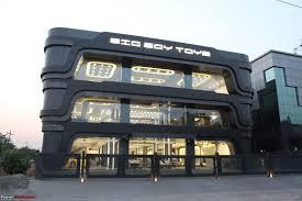 lamborghini showroom building big boy toyz opens new showroom in gurgaon team bhp
