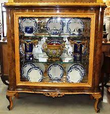 1920 S China Cabinet by Glass Antique China Cabinets Ebay