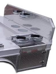 aluminum welding beds options