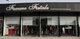 boutique femme femme fatale shop at zahle bekaa lebanon