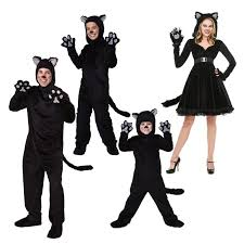 Black Cat Halloween Costume Kids Buy Wholesale Kids Black Cat Halloween Costume China