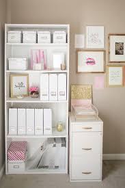 Shelves For Office Ideas Best 25 Home Office Organization Ideas On Pinterest Organizing