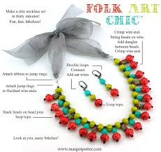 diy necklace set images The impatient crafter the anatomy of a necklace diy necklace jpg