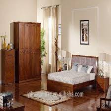 solid wood bedroom furniture wooden bed designs soft headboard